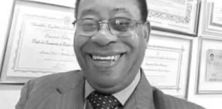 Pastor Gessé Adriano partiu para a Eternidade
