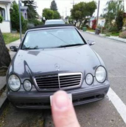 Whats the Deal with Fingers in Craigslist Car Ads