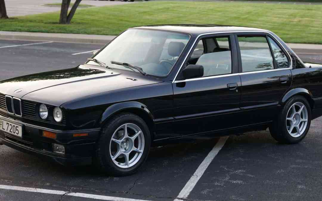 Here's Exactly What It Cost Me To Buy And Rebuild A BMW E30