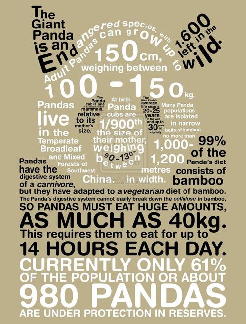 Typography Infographics