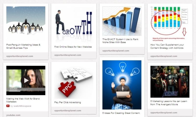 Internet Marketing Posts
