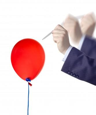 Reputation As a Balloon