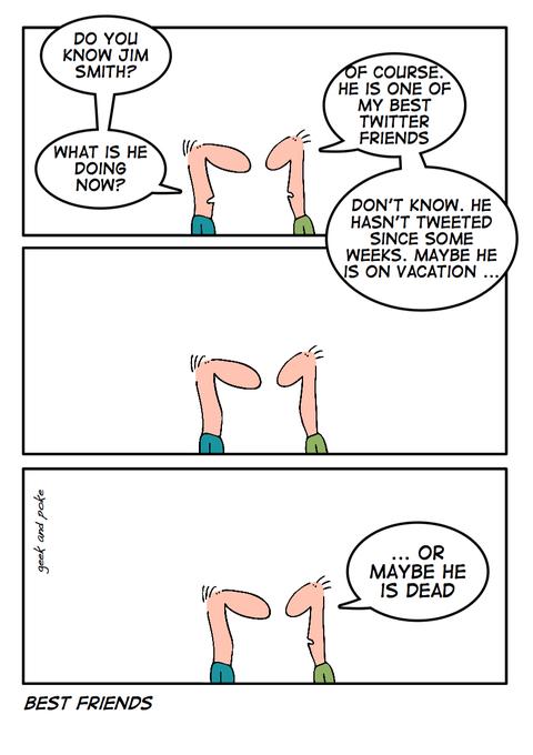 Friday Funnies: Best Friends