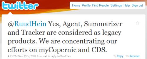 Copernic focussed on myCopernic & Desktop Search