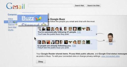 Do I have Google Buzz?