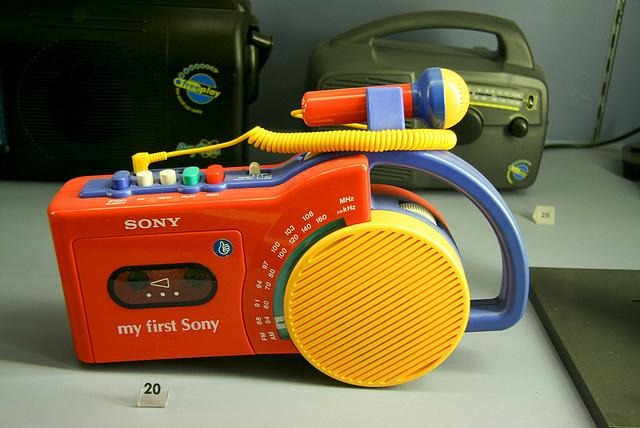 my-first-sony