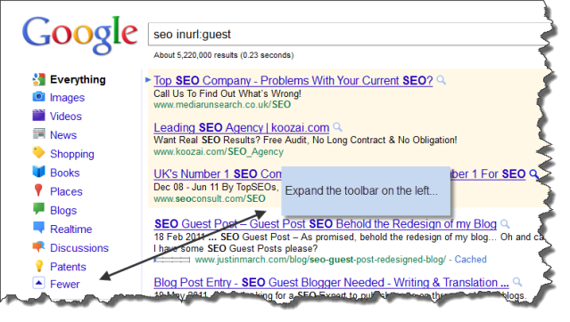 Finding guest posting opportunities