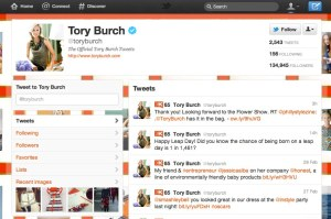 Tory Burch on Twitter