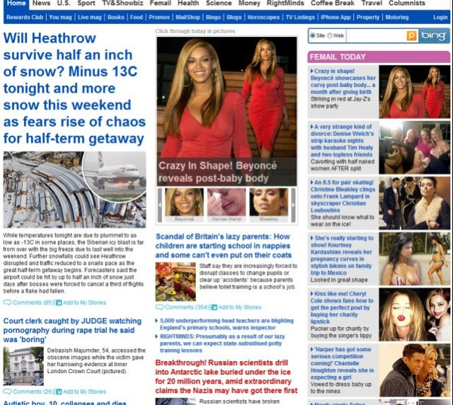 #1 online newspaper -- amazing, isn't it?