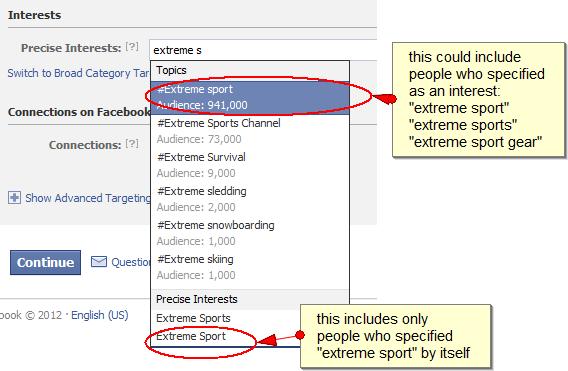 facebook keyword research
