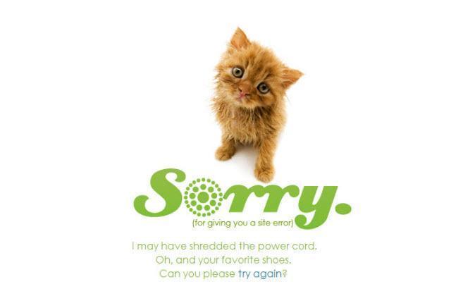 404 error, better example