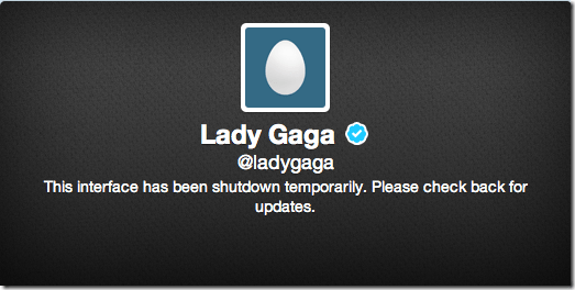 Lady Gaga - Egg Profile Picture