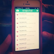 SnapChat is growing in popularity for 2014, explained by Keri Jaehnig of Idea Girl Media for Search Engine Poeple