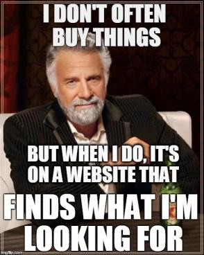 On-Site Search Conversion Optimization
