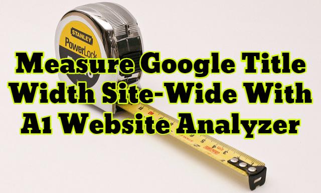 google-title-width