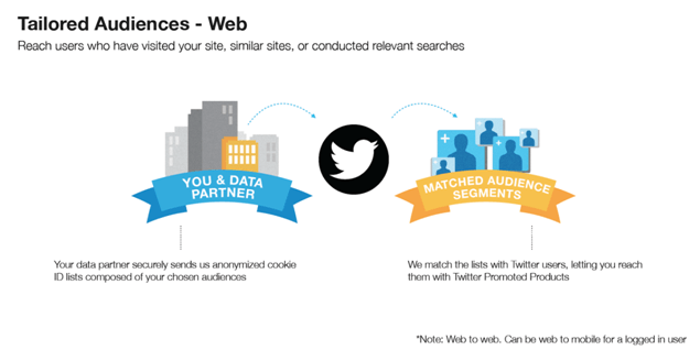 tailored audiences-web