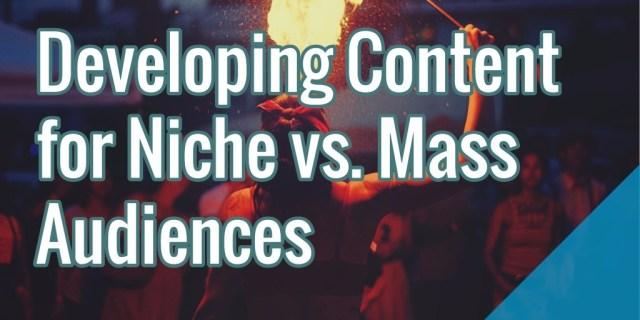 mass-niche-audience
