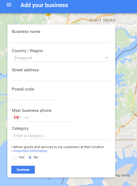 My Business Prompt