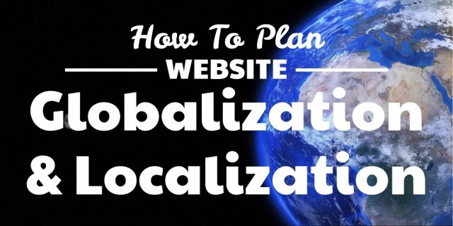 website-globalization-localization