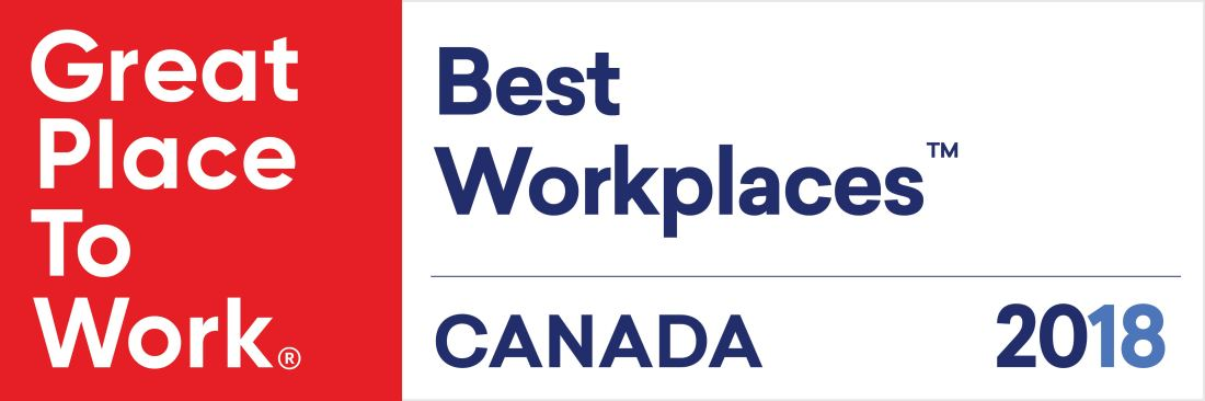 Best Workplaces Canada 2018