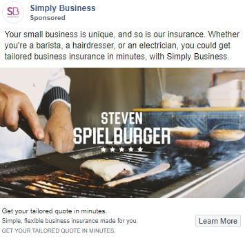 How Simply Business got creative with their creative for paid social