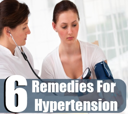 Remedies For Hypertension