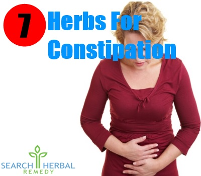 7 Herbs For Constipation