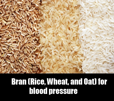 Bran (Rice, Wheat, and Oat)