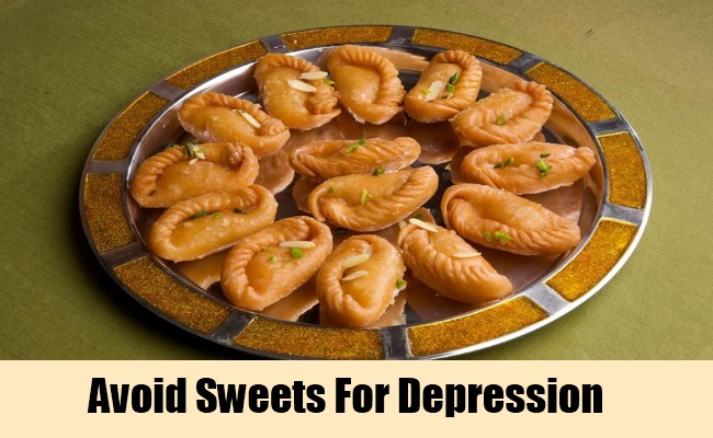 Cut Down Your Intake Of Sweets