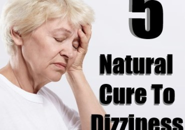 Natural Cure To Dizziness