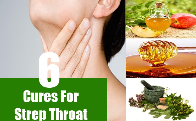6 Cures For Strep Throat