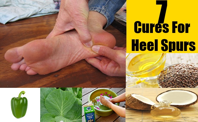 7 Cures For Heel Spurs