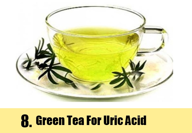 8 Cures For Uric Acid - How To Cure Uric Acid Naturally