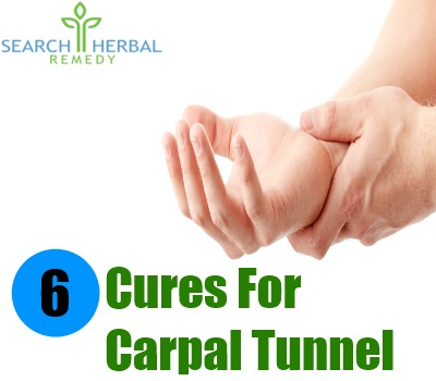 6 Cures For Carpal Tunnel