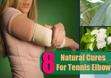 8 Natural Cures For Tennis Elbow