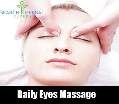 Eye Massage
