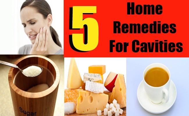 5 Home Remedies For Cavities