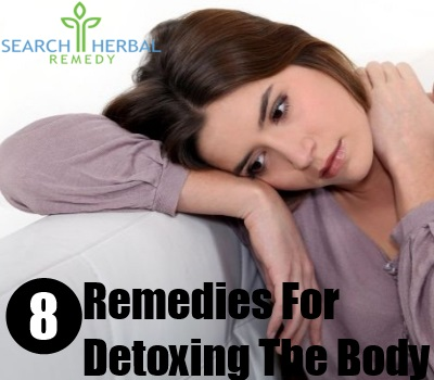 8 Remedies For Detoxing The Body
