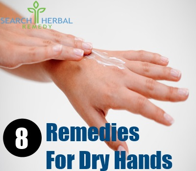 8 Remedies For Dry Hands