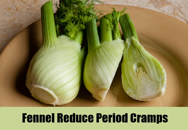 Fennel Reduce Period Cramps