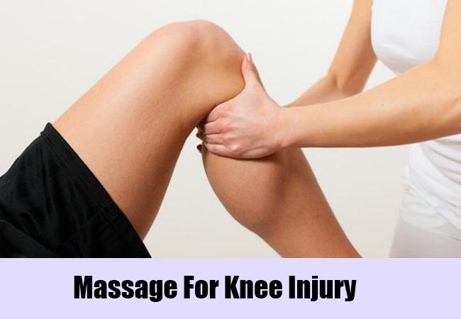 Massage The Knees