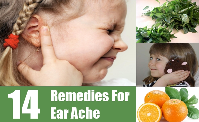 Remedies For Ear Ache