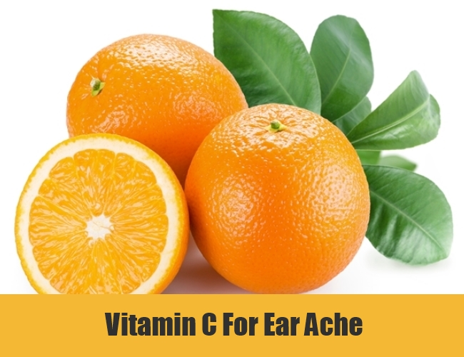 Vitamin C For Ear Ache
