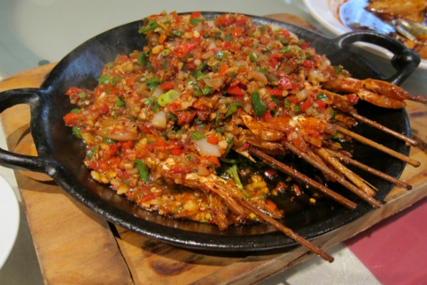 avoid spicy and oily food