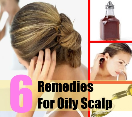 oily scalp