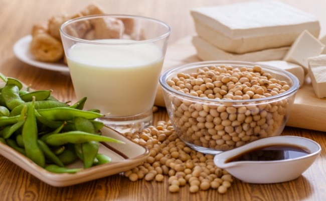 Include Soy In Your Diet