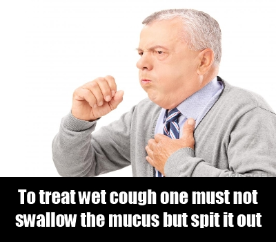 Spit the Mucus