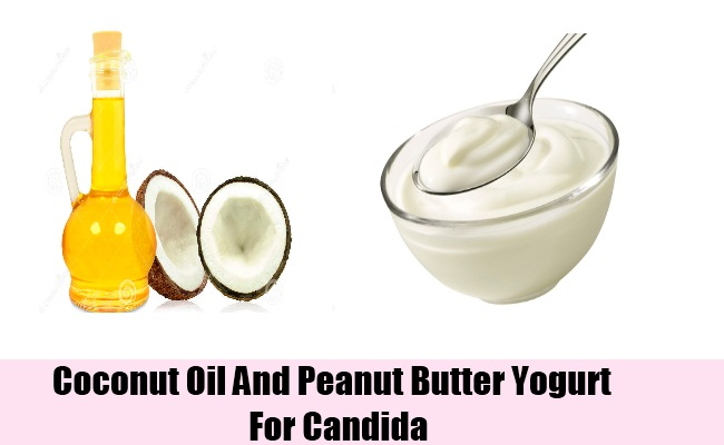 Candida Natural Treatment Coconut Oil