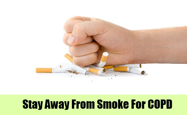 Stay Away From Smoke