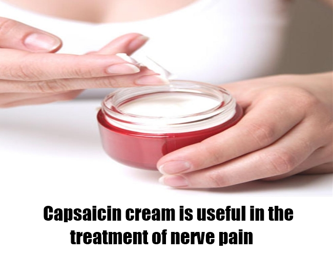 capsaicin cream